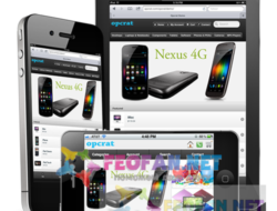 Omtex — Opencart Mobile & Tablet Version
