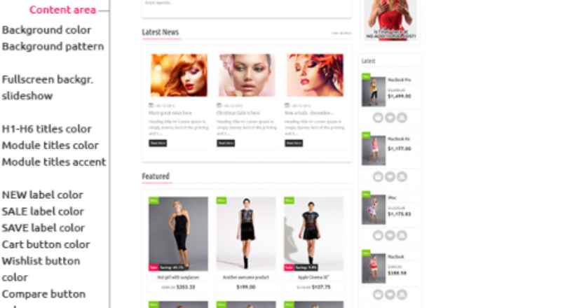 UniVersum Pro — premium responsive OpenCart theme
