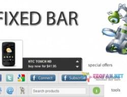 Fixed Bar v1.9.1