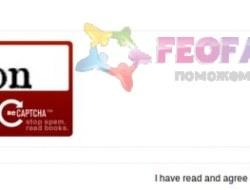 Account Registration reCAPTCHA