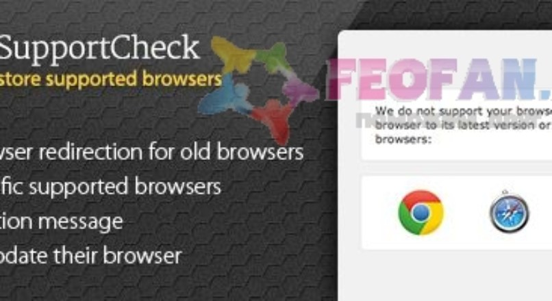 Browser Support Check