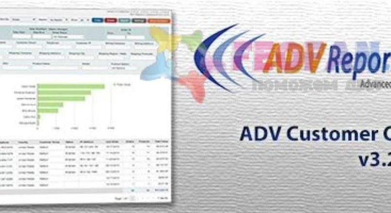 ADV Customer Order Reports v3.2