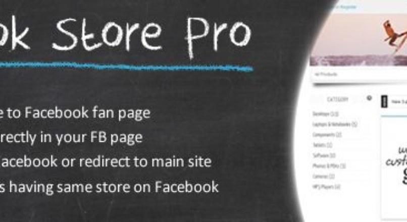 Facebook Store Pro