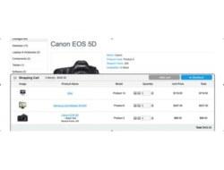 Float Bottom Shopping Cart Module Extension