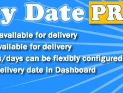 DELIVERYDATE PRO 4.1.1