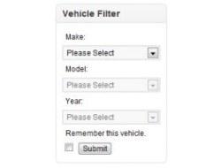 Vehicle Year Make Model Engine Filter v.2.19 (+Multi)
