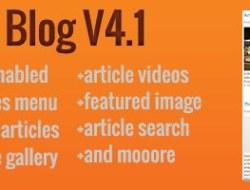 Blog / News V4.2 — extension for opencart
