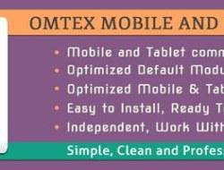 Omtex 1.3 — Opencart Versions 1.5.6.X
