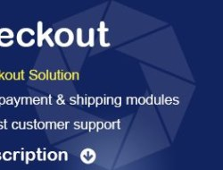Quick Checkout — Efficient One Page Checkout Solution