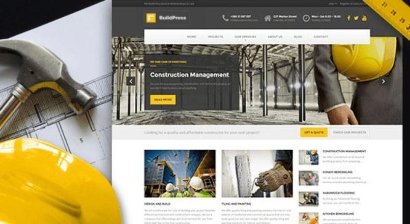 BuildPress — Construction Business WP Theme v2.1.0 (2015-03-17)