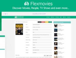FlexMovies — Internet Movie Database PHP Script