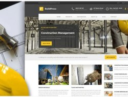 BuildPress — Construction Business WP Theme v. 3.1.0