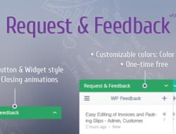 WordPress Request & Feedback Plugin v1.0.1
