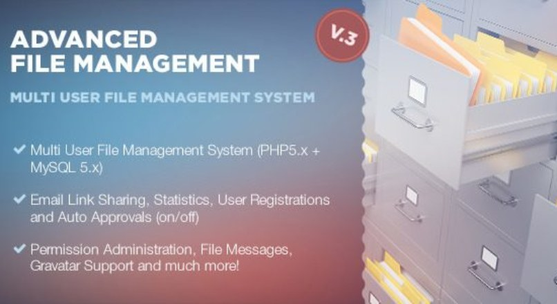 Advanced File Management v3.0