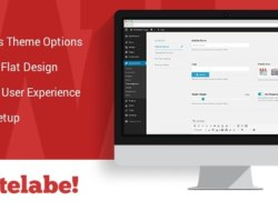 Whitelabel WordPress Theme & Plugin Options Panel