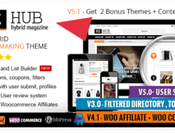 REHub — Directory, Shop, Coupon, Affiliate Theme V5.1 – 6 OCT 2015