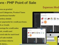 CodeCanyon Multi Store – PHP Point Of Sale v1.1