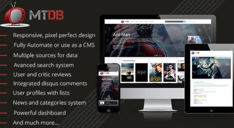 MTDb v2.8.5 – Ultimate Movie&TV Database