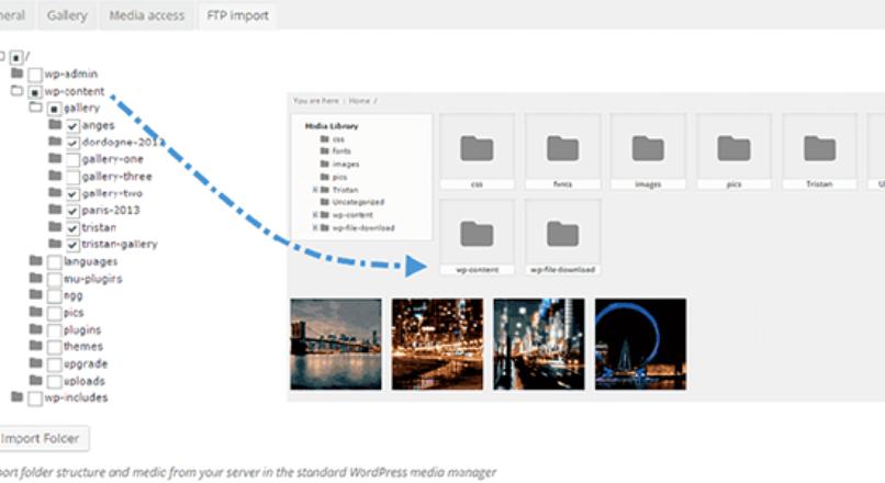 WP Media Folder v3.3.3