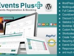 WordPress Events Calendar Registration & Booking v1.5.4