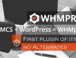 WHMpress v2.5.1 – WHMCS WordPress Integration Plugin