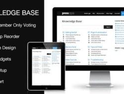 Knowledge Base v1.5.1 – Wiki WordPress Plugin