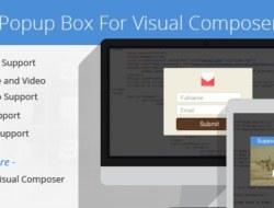 Modal Popup Box For Visual Composer v1.4.3