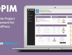 CQPIM WordPress Project Management Plugin v2.7.71