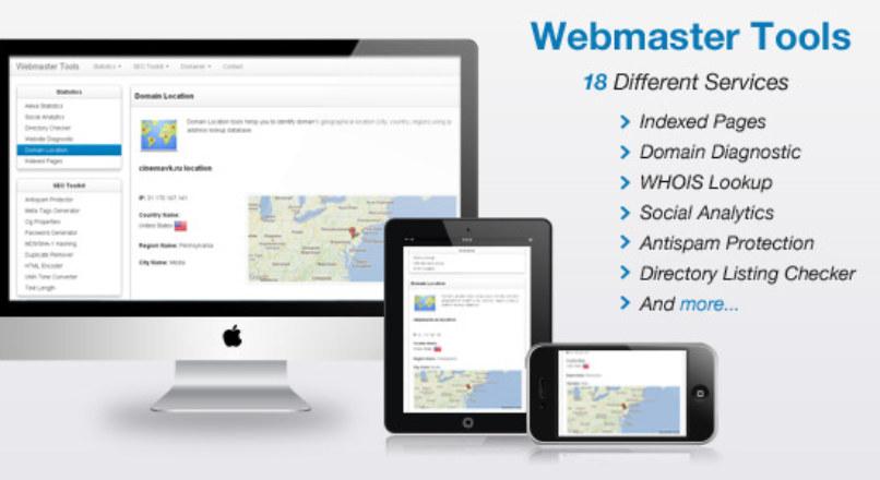 Webmaster Tools v1.8