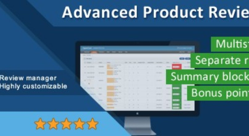 Advanced Product Review (v. 1.6)