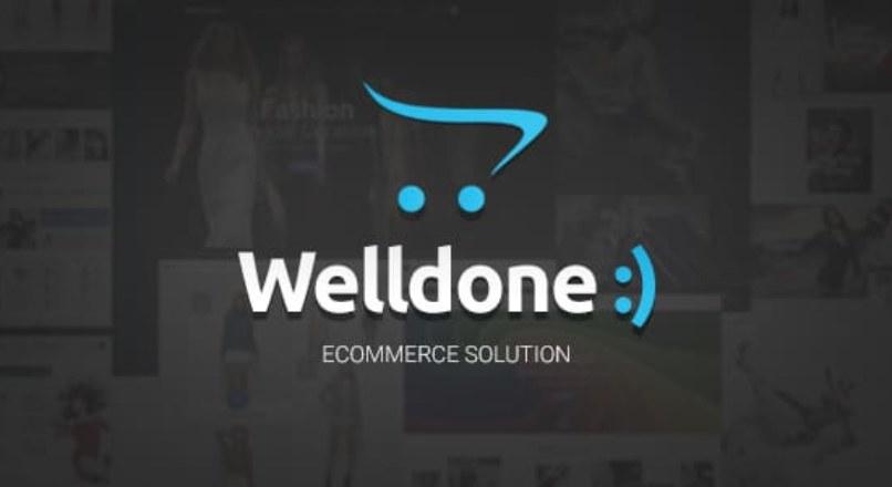 Welldone — OpenCart theme