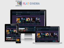 Flat Cinema — шаблон для DLE 11.0