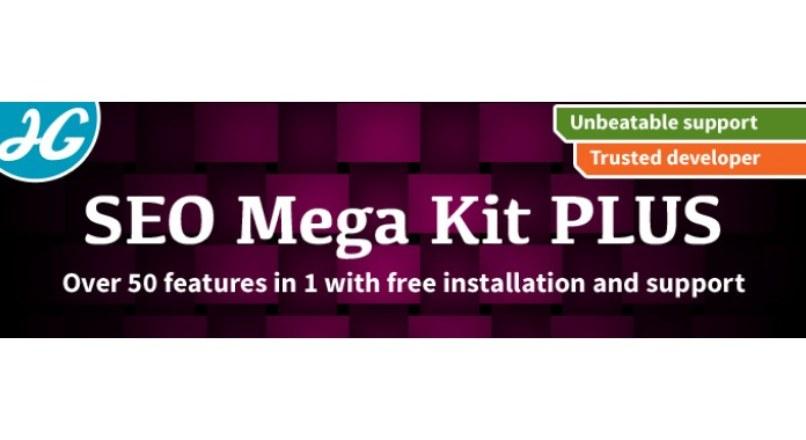 SEO Mega Kit PLUS — Complete SEO Friendly URLs — OVER 50 IN 1!