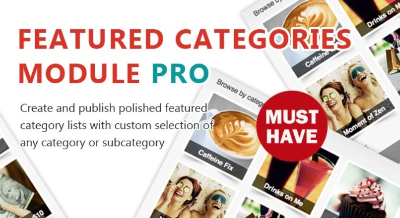 Featured Categories Module Pro v.2.4.1