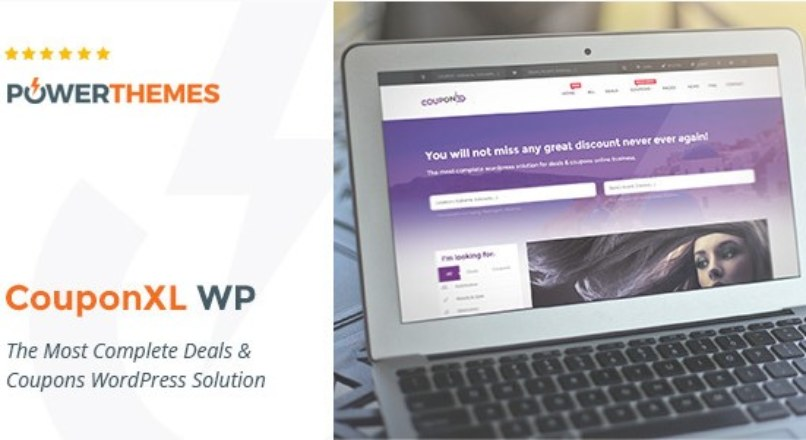 CouponXL — Coupons, Deals & Discounts WP Theme