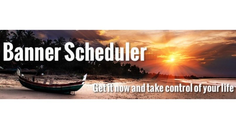 Banner Scheduler for OC 2.x.x