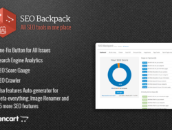 Opencart 2.x — Seo Backpack — All Seo Tools In One Place NulleD