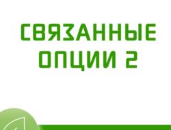Связанные опции для OpenCart2.3 v.2.2