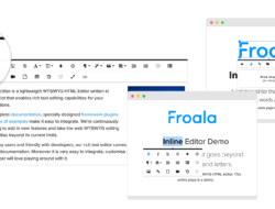 Редактор Froala v1.1 — Opencart 2.3
