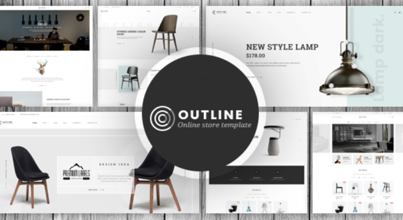Outline — Responsive Furniture Opencart 3.x Theme