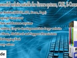 ZaKode — Website Builder PHP Script