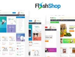 Flashshop — Multipurpose Premium WordPress Theme