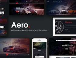Aero — Car Accessories Responsive Opencart 3.x Theme