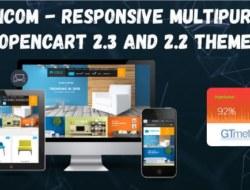 Furnicom — Responsive Multipurpose OpenCart 2.3