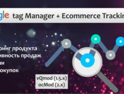 Google Tag Manager + Ecommerce Tracking PRO