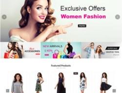 Halona Premium Opencart Theme — Магазин модной одежды