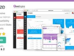 Energize — Premium Responsive OpenCart Admin Theme (Bootstrap)