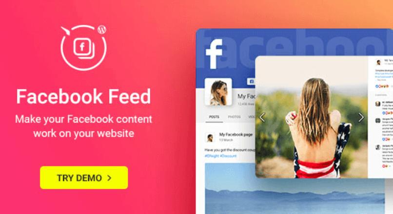 Facebook Feed Widget 1.4.0 – WordPress Facebook Plugin