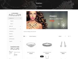 Yuki Premium Opencart Theme — Магазин драгоценностей
