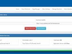 ShortLink — Premium URL Shortner ASP.Net Project